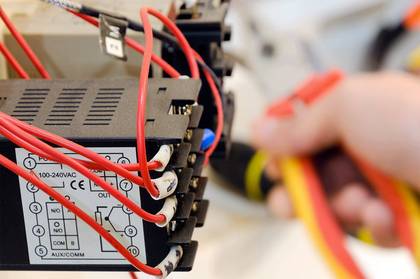 Setei redes electricas